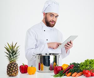 imagem do curso de Gastronomia