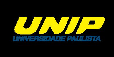 logotipo do perceiro Unip Universidade Paulista